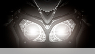 Adaptive Headlight Motorcycles